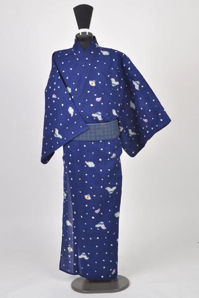 tsumori chisato・富士山 浴衣